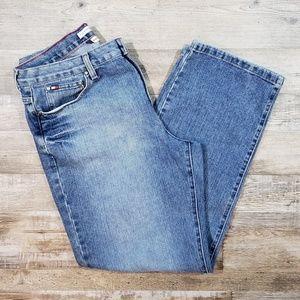 Tommy Hilfiger boyfriend Jean's size 14